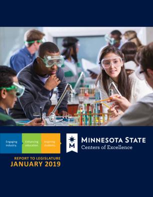 Minnesota State AR Cover